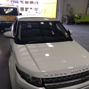 Moon roof replacement