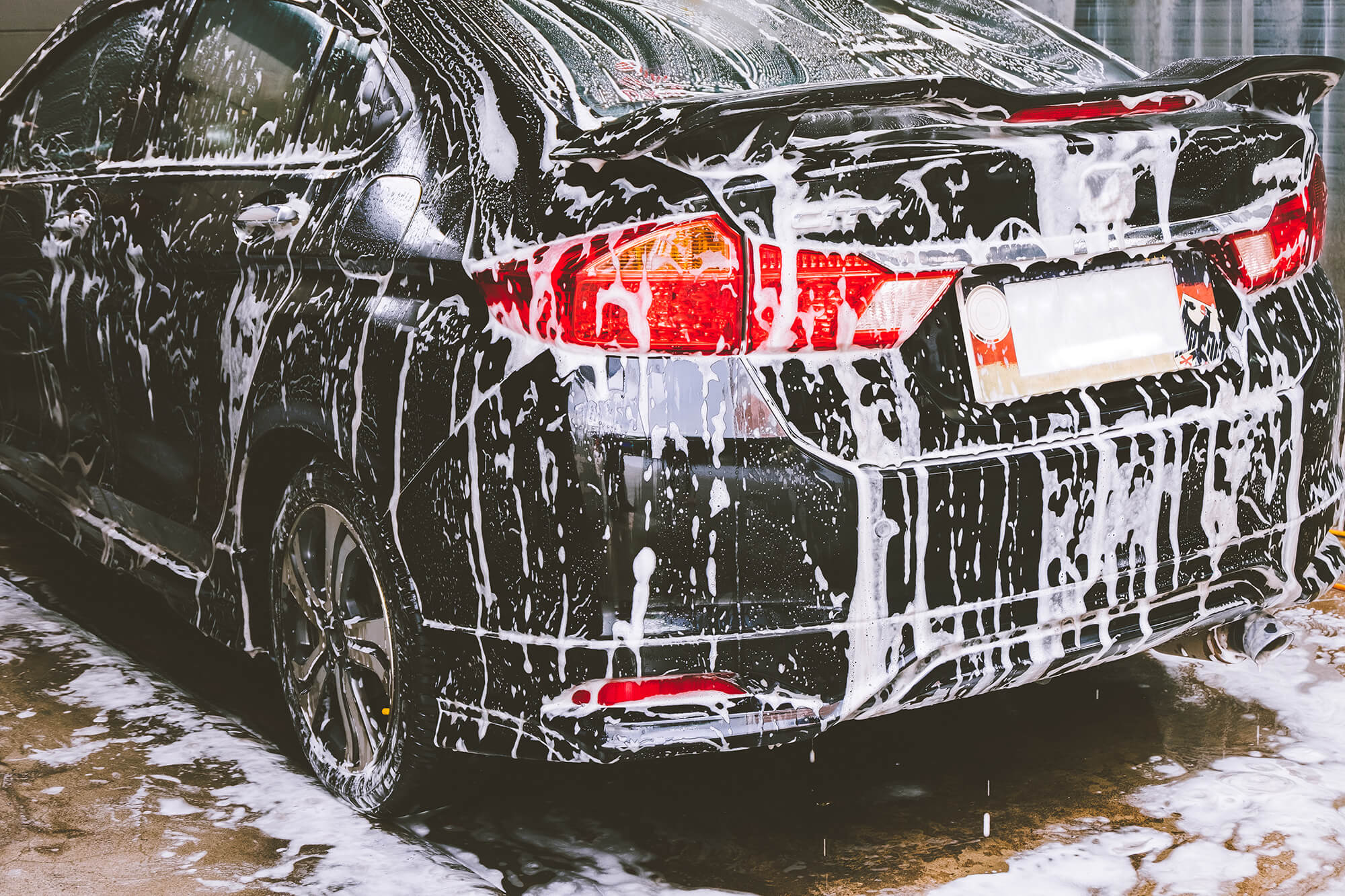 Car Wash Hand Wash or Drive Through | Instant Windscreens