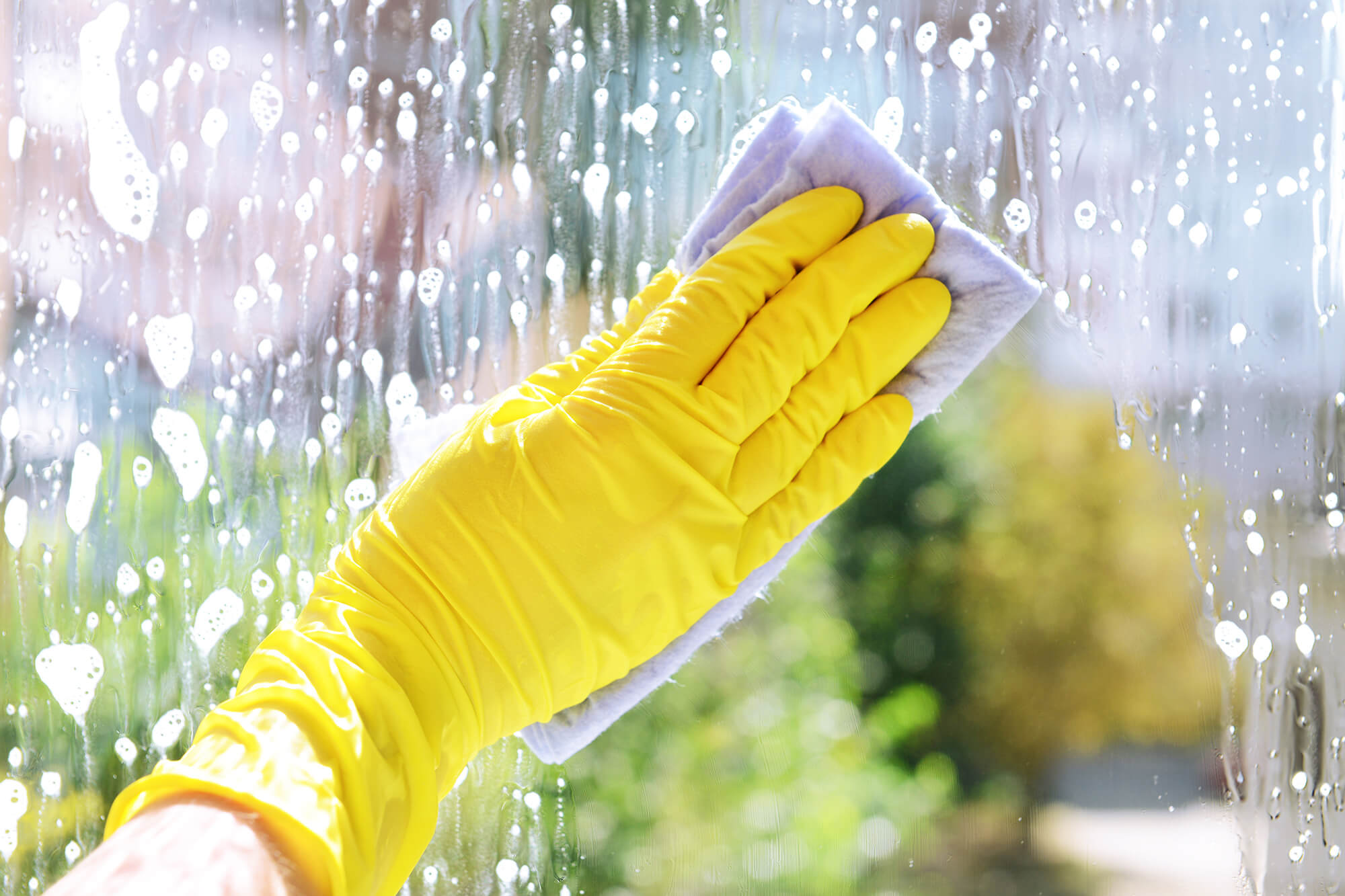 Maintain Your Tinted Home Windows