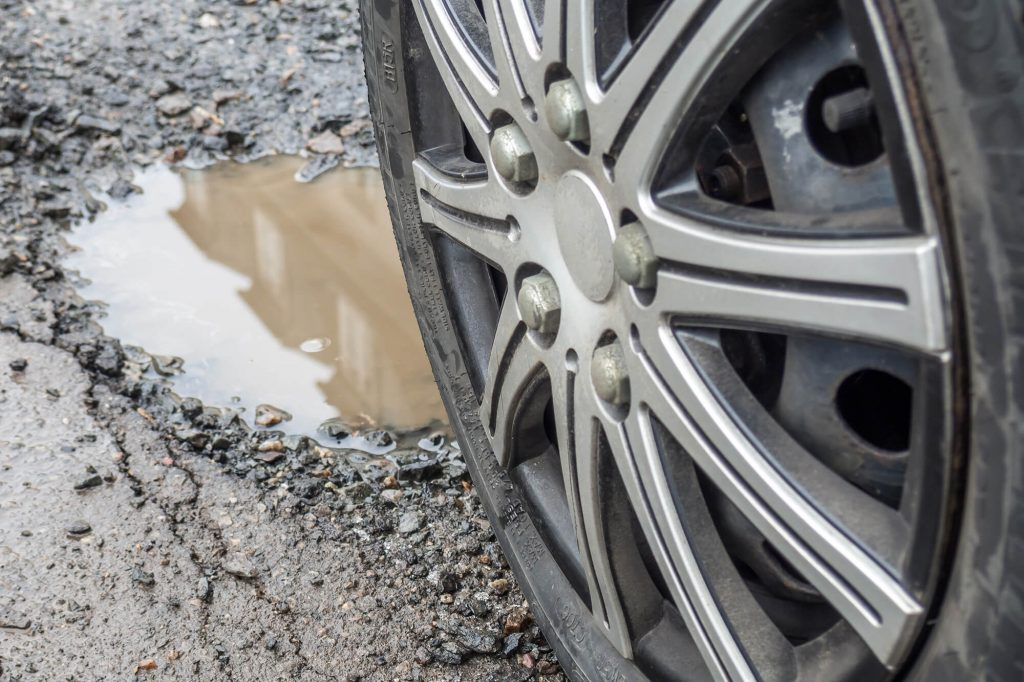Can You Claim on Damages Caused by Potholes | Instant Windscreens
