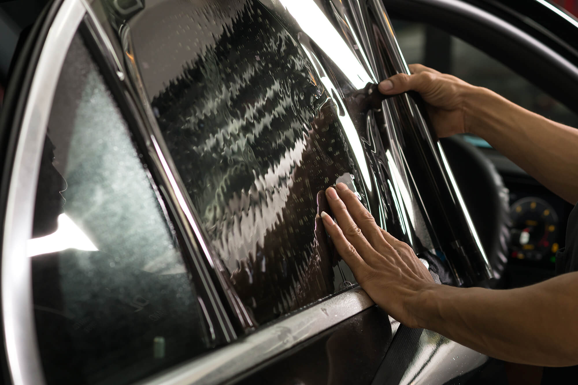 Your Options for Automotive Window Tinting | Instant Windscreens