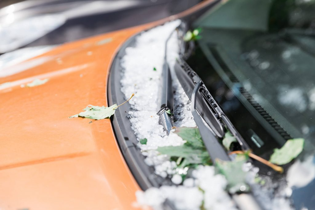 Your Car Windscreen and Hail Damage | Instant Windscreens