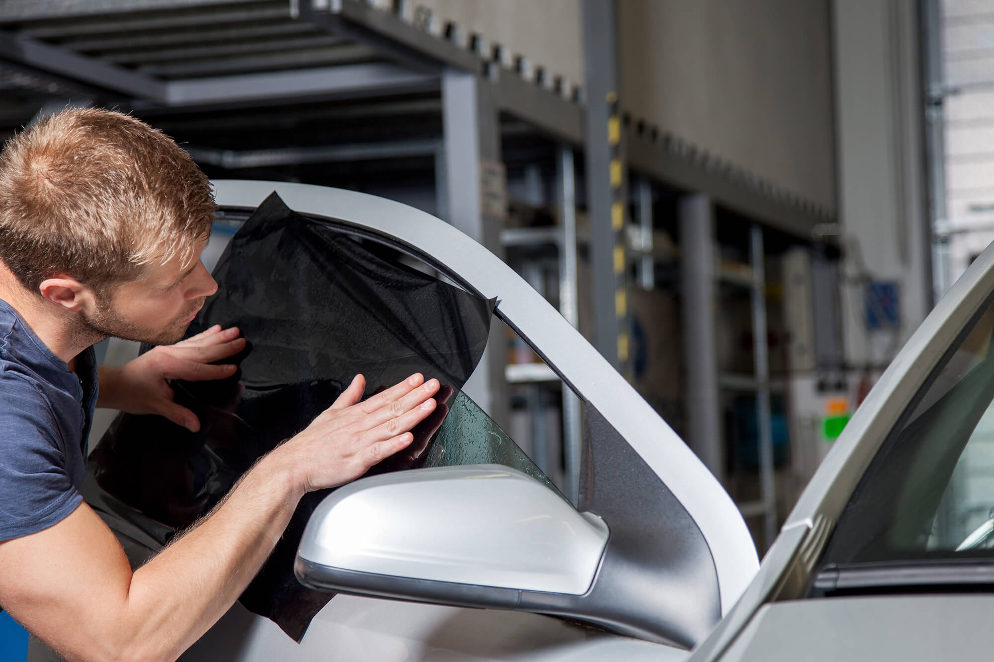 How Long Does It Take To Tint Car Windows? - Instant ...